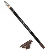 Карандаш для глаз водостойкий Make-Up Atelier Paris C07L темно-коричневый: фото