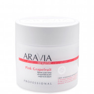 Крем для тела увлажняющий лифтинговый ARAVIA Organic Pink Grapefruit 300 мл: фото