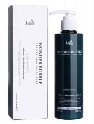 Шампунь для волос La'dor WONDER BUBBLE SHAMPOO 250мл: фото